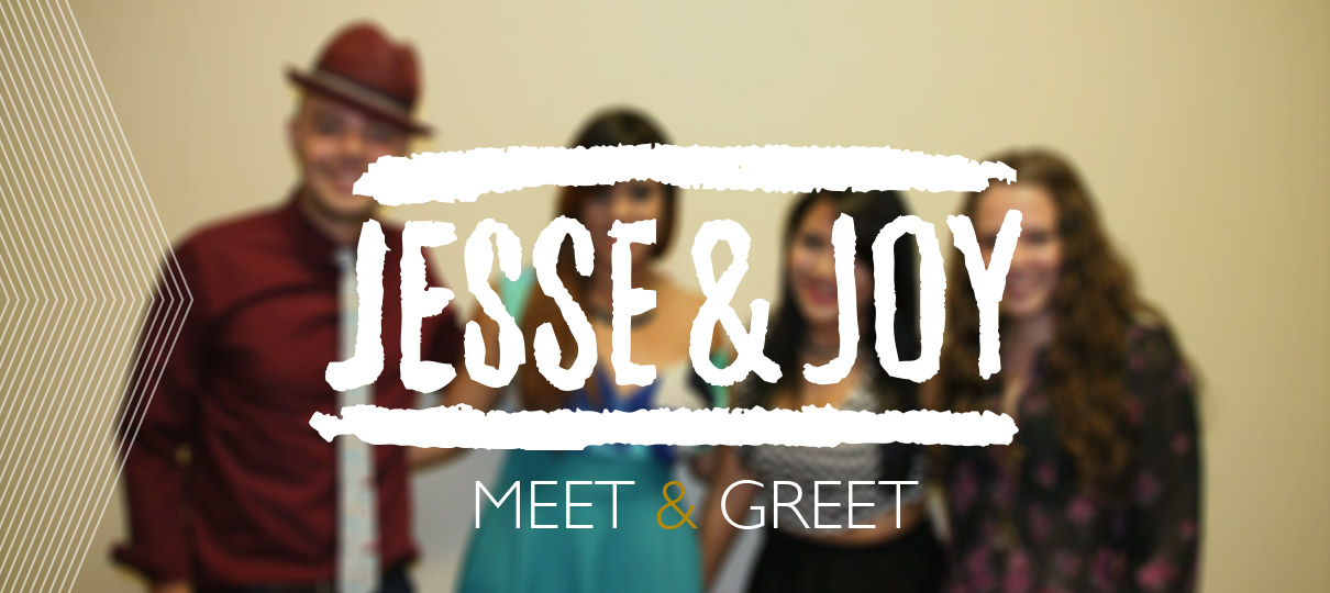 Jesse & Joy – Meet & Greet